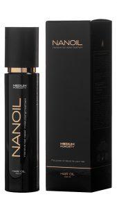 Nanoil Hair Oil - najskuteczniejszy olejek do włosów